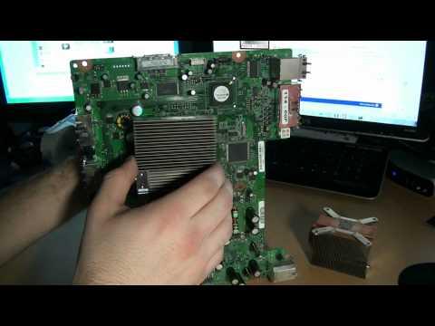 comment demonter la carte mere d'une xbox 360