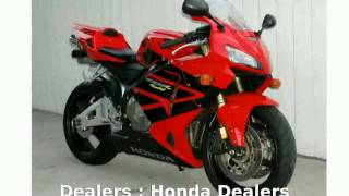 11. 2012 Honda CBR 600RR ABS -  Top Speed Features superbike Info Transmission Dealers Details