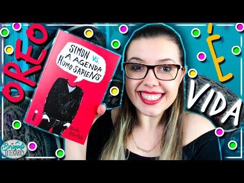 Simon Vs. A Agenda Homosapiens | Resenha | por Borogodó Literário