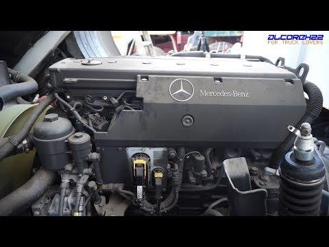 Mercedes benz om 926 la