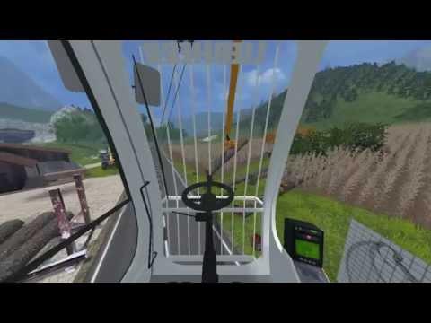 Liebherr 900c Long Reach Forest V1.0