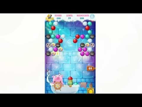 Video of Piggy Bubble Shooter