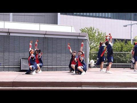 どまつり2014 (稲沢市立大里中学校) JRタワーズ