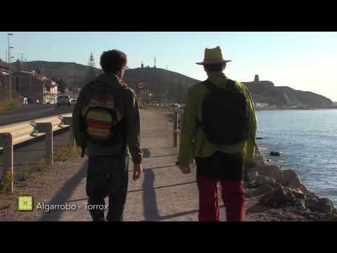 Der Große Wanderweg Málagas. Etappe 3b: Algarrobo - Torrox (Deutsch)