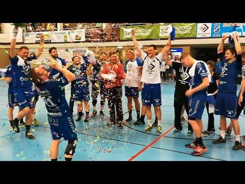 Döbelns Handballer gewinnen den Sachsenpokal