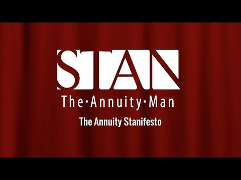 The Annuity Stanifesto Book