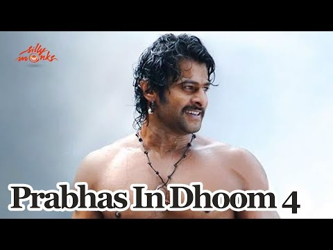 Prabhas To Play Villain In Dhoom 4 - Exclusive