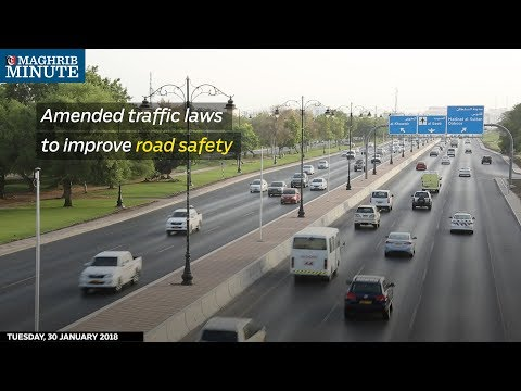Oman's police force has gone on the offensive against unsafe driving with a host of strict new rules designed to make the Sultanate's roads and users safer.