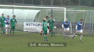 FC Zličín - FK Tachov