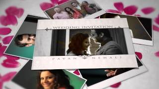 wedding invitation videos in mumbai