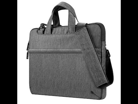 , title : 'Plemo Waterproof Laptop Sleeve, Shoulder Briefcase'