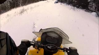 5. Ski-doo tundra 550f-GoPro