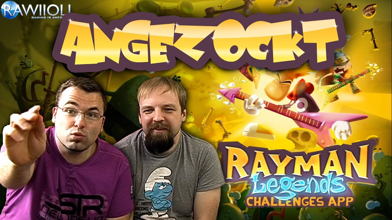 Reibach mit dem Rayman