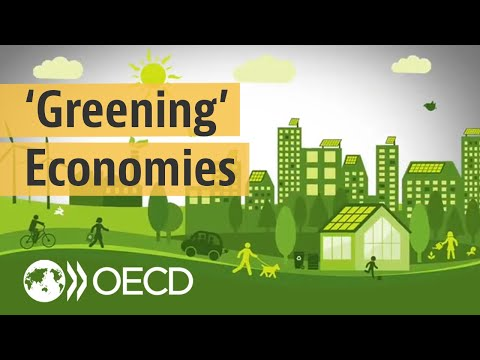green economy - On the eve of Rio+20, OECD calls for greening growth to improve the economy, protect the environment, and reduce global inequality. For more info visit: www....