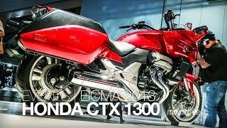 6. NOUVEAU 2014 | EICMA | HONDA CTX 1300 2014