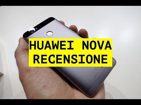 Recensione Huawei Nova in Italiano