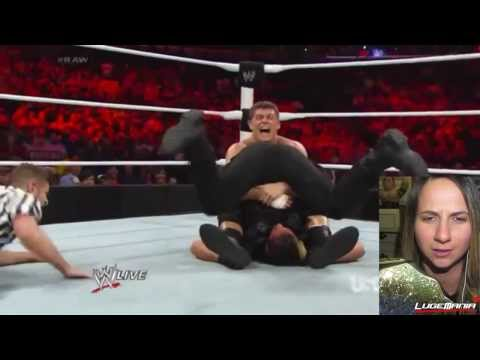 Raw - WWE Raw 3/10/14 The Shield vs Seth Rollins and Roman Reigns Live Commentary/Live Reactions/LugeMania WWE MONDAY NIGHT RAW March 10, 2014 Memphis #OCCUPYRAW #...