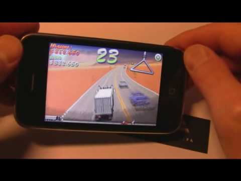 TRUCKERS DELIGHT GAME FOR IPHONE / IPOD TOUCH (видео)