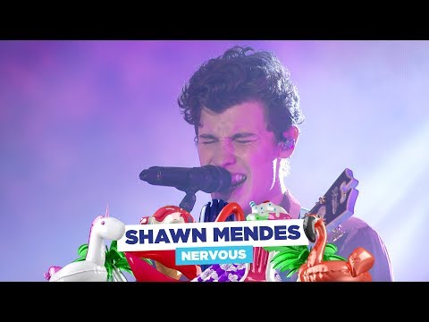 Video Shawn Mendes - 'Nervous' (live at Capital's Summertime Ball 2018) download in MP3, 3GP, MP4, WEBM, AVI, FLV January 2017