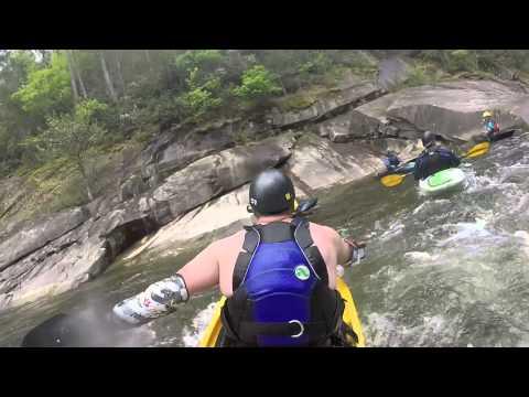 Wilson creek playboating