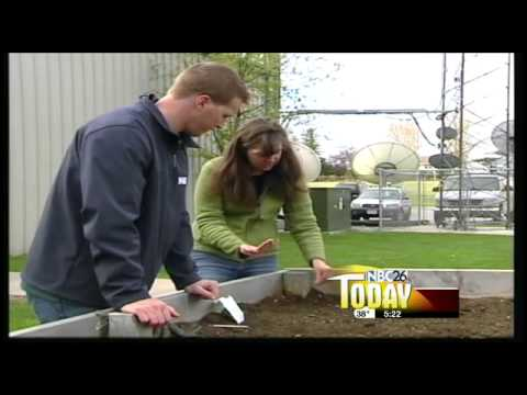 Growing Healthy: Planting Spinach