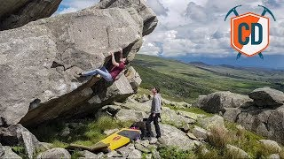 North Wales Bouldering At It's Finest | Climbing Daily Ep.1435 by EpicTV Climbing Daily