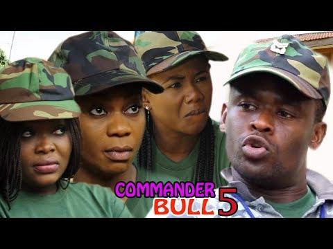 Commander Bull Season 5 Zubby Michael 2017 Newest Nigerian Movie Latest Nollywood Movie Full HD