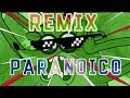 Remix de paranoico   Rigby - Danielox xd