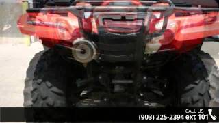 7. 2013 Honda FourTrax Rancher AT IRS Power Steering  - Sher...