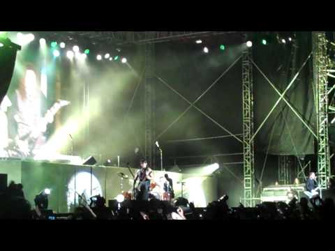 Metallica en mexico ( videos de el evento )