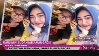 Video Tak Betah Menduda, Daus Mini Lamar Gadis Asal Bekasi - iSeleb 12/11 MP3, 3GP, MP4, WEBM, AVI, FLV Desember 2018