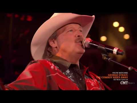 "George Strait & Alan Jackson ~  ""Murder on The Music Row"""