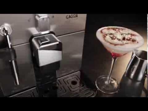 Gaggia Brera Bean to Cup Espresso Machine | www.coffee-matters.co.uk