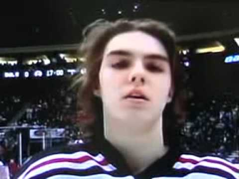 2011 Minnesota High School Hockey Tournament - All Hockey Hair Team (видео)