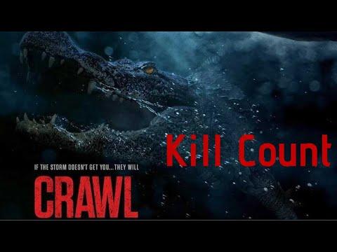 Crawl (2019) Kill Count