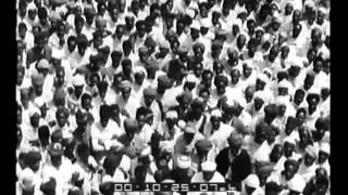 1000 Rappresentanti Delle Comunità Musulmane D'Etiopia Manifestano In Omaggio Al Governo