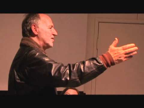 Collection - Werner Herzog Speaks