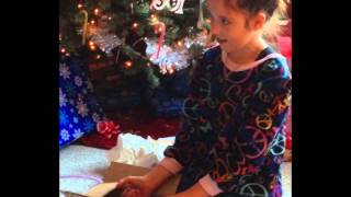 2013 Christmas Ragdoll Kitty suprise pranks