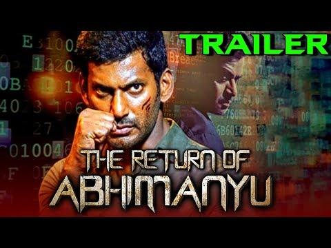 The Return of Abhimanyu (Irumbu Thirai) 2019 Official Hindi Dubbed Trailer | Vishal, Samantha, Arjun