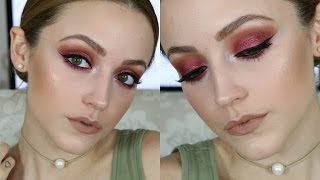 Juvias Place Masquerade Palette Makeup Tutorial by Kathleen Lights
