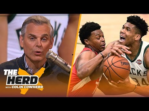 Colin Cowherd Declares The NBA's Best Player & What Giannis' Struggles Reveal | NBA | THE HERD
