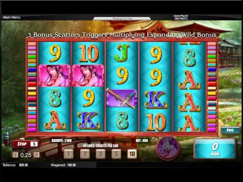 W88 Slot Game of the Week - Samurai Princess