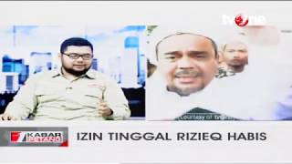 Video Dialog: Izin Tinggal Habib Rizieq Habis MP3, 3GP, MP4, WEBM, AVI, FLV Februari 2019