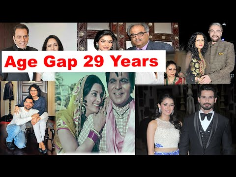 Top 10 Bollywood Couples with a Big Age Gap - The TopLists