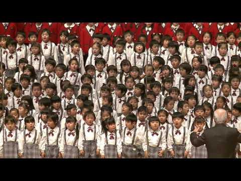歓喜の歌 東京いずみ幼稚園・いずみMS幼小合唱団