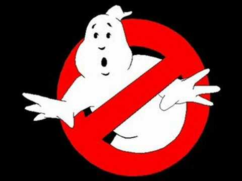 Original GhostBusters Theme Song (видео)