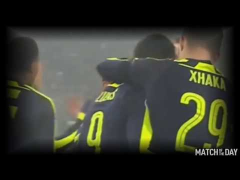 Basel vs Arsenal 1 4   All Goals & Extended Highlights   UCL 06 12 2016 HD