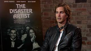 "Video Greg Sestero on writing ""The Disaster Artist"" - ""Tommy approved 40% of it"" MP3, 3GP, MP4, WEBM, AVI, FLV Juli 2018"