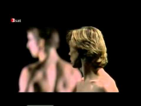 Malakhov - Caravaggio - Staatsballett Berlin, premiered in 2009. A very nice male pas de deux.