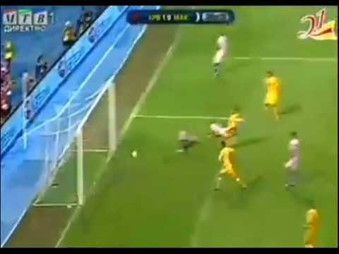 Croatia v FYR Macedonia 1-0 Goals & Highlights 07.09.2012